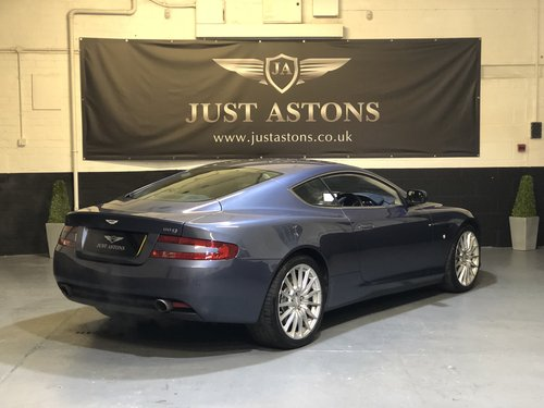 2005 ASton Martin DB9 Coupe 15k Miles 1 Owner FAMSH For Sale (picture 3 of 6)