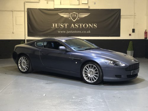 2005 ASton Martin DB9 Coupe 15k Miles 1 Owner FAMSH For Sale (picture 4 of 6)