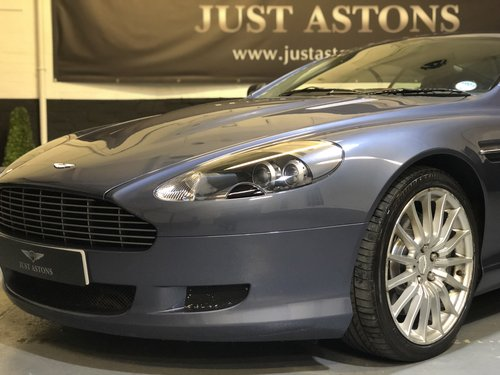 2005 ASton Martin DB9 Coupe 15k Miles 1 Owner FAMSH For Sale (picture 6 of 6)