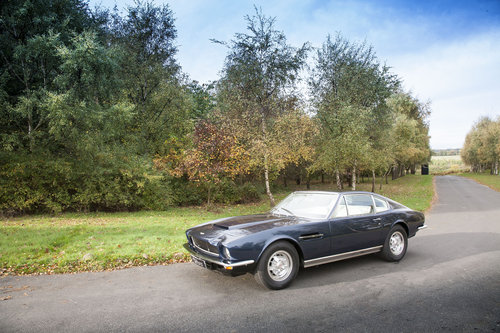 1973 Aston Martin V8 Series II FI Automatic For Sale (picture 3 of 6)