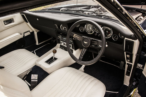 1973 Aston Martin V8 Series II FI Automatic For Sale (picture 5 of 6)