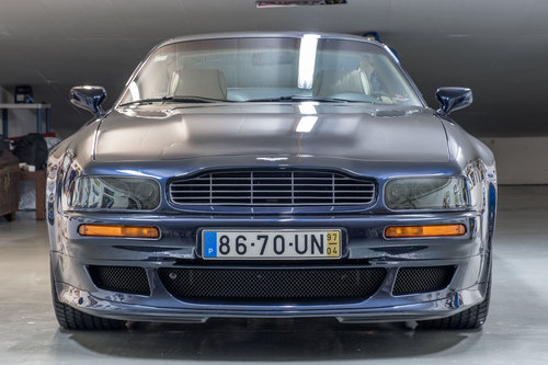 1996 Aston Martin Vantage V550 - LEFT HAND DRIVE SOLD (picture 2 of 6)