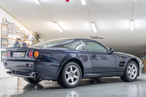 1996 Aston Martin Vantage V550 - LEFT HAND DRIVE SOLD (picture 3 of 6)