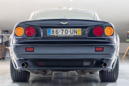 1996 Aston Martin Vantage V550 - LEFT HAND DRIVE SOLD (picture 4 of 6)