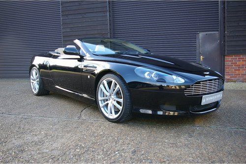 2005 Aston Martin DB9 Volante 5.9 V12 Convertible Auto SOLD (picture 1 of 6)