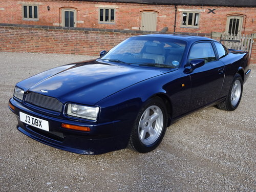 ASTON MARTIN VIRAGE 1991 COVERED 38K MILES FROM NEW STUNNING For Sale (picture 6 of 6)