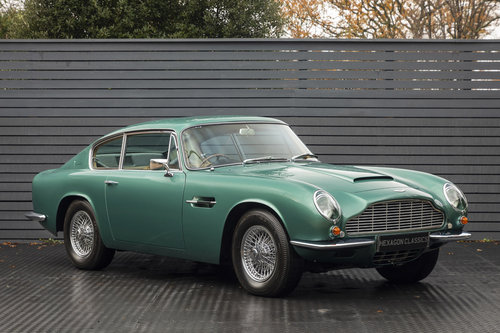 1970 Aston Martin DB6 MkII  For Sale (picture 1 of 19)