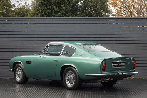 1970 Aston Martin DB6 MkII  For Sale (picture 2 of 19)