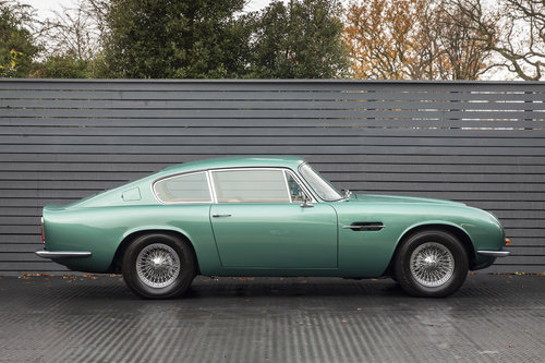 1970 Aston Martin DB6 MkII  For Sale (picture 3 of 19)
