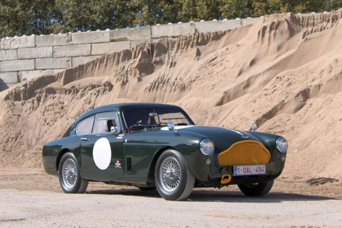 Aston Martin DB MKIII RHD- 1959 For Sale (picture 1 of 6)