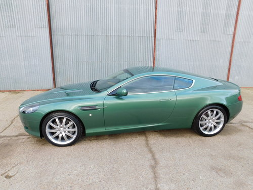 Very Rare 2006 Aston Martin DB9 Manual Gearbox For Sale (picture 3 of 6)