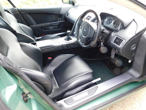 Very Rare 2006 Aston Martin DB9 Manual Gearbox For Sale (picture 4 of 6)