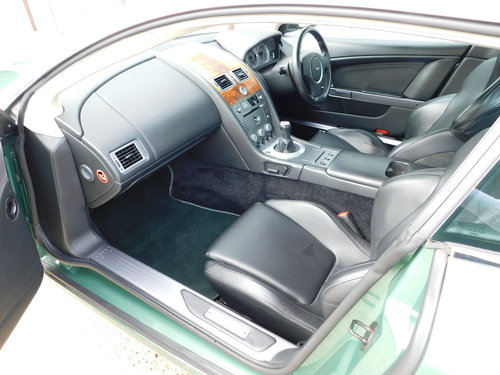 Very Rare 2006 Aston Martin DB9 Manual Gearbox For Sale (picture 5 of 6)