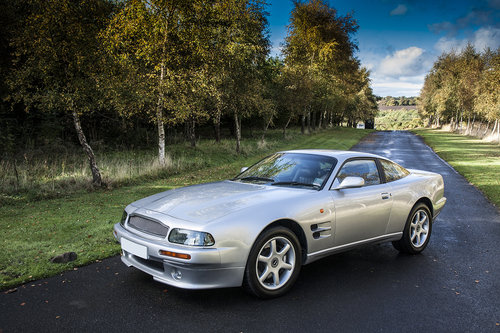 1997 Aston Martin V8 Coupe SOLD (picture 3 of 6)