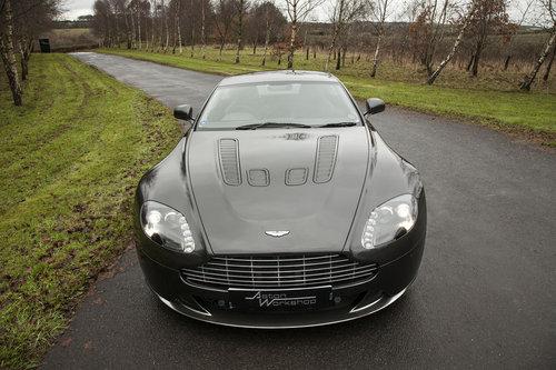2009 Aston Martin V12 Vantage SOLD (picture 2 of 6)