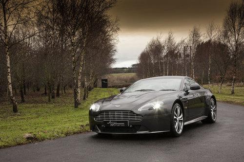 2009 Aston Martin V12 Vantage SOLD (picture 3 of 6)