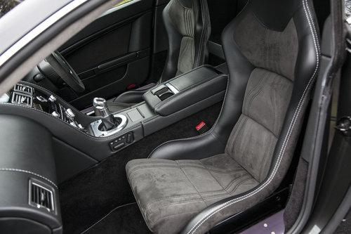 2009 Aston Martin V12 Vantage SOLD (picture 4 of 6)