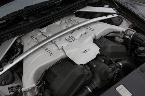 2009 Aston Martin V12 Vantage SOLD (picture 5 of 6)
