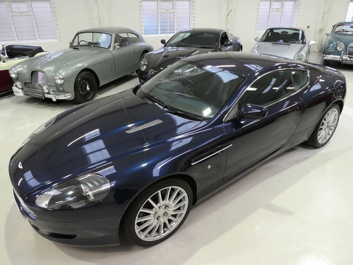2007 Aston Martin DB9  SOLD (picture 2 of 6)