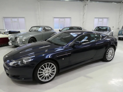 2007 Aston Martin DB9  SOLD (picture 3 of 6)