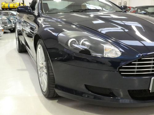 2007 Aston Martin DB9  SOLD (picture 4 of 6)
