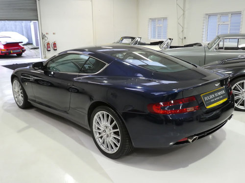 2007 Aston Martin DB9  SOLD (picture 5 of 6)