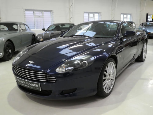 2007 Aston Martin DB9  SOLD (picture 1 of 6)