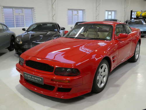 1997 Aston Martin Vantage 550 - Manual For Sale (picture 1 of 6)