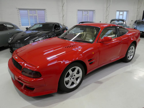 1997 Aston Martin Vantage 550 - Manual For Sale (picture 2 of 6)