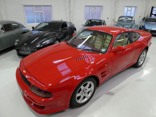 1997 Aston Martin Vantage 550 - Manual For Sale (picture 3 of 6)