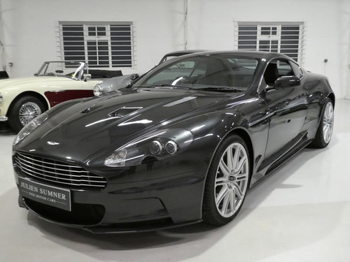 2008 Aston Martin DBS - Manual Transmission SOLD (picture 1 of 6)