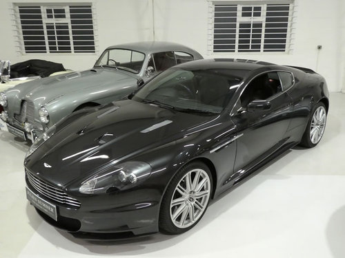 2008 Aston Martin DBS - Manual Transmission SOLD (picture 2 of 6)