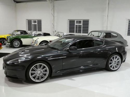 2008 Aston Martin DBS - Manual Transmission SOLD (picture 3 of 6)