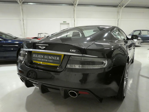 2008 Aston Martin DBS - Manual Transmission SOLD (picture 4 of 6)