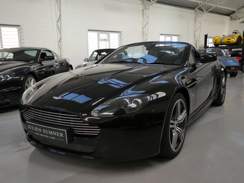 2008 Aston Martin V8 Vantage N400 - No.186 of 240 Produced SOLD (picture 1 of 6)