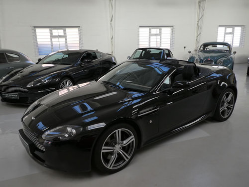2008 Aston Martin V8 Vantage N400 - No.186 of 240 Produced SOLD (picture 2 of 6)