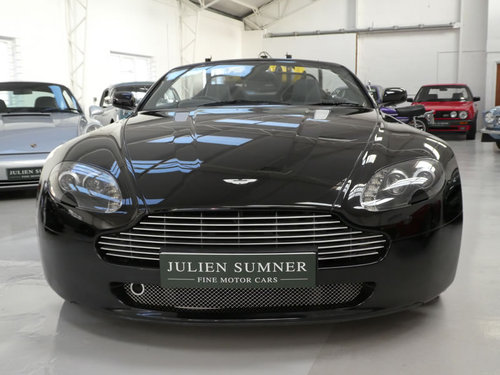 2008 Aston Martin V8 Vantage N400 - No.186 of 240 Produced SOLD (picture 3 of 6)