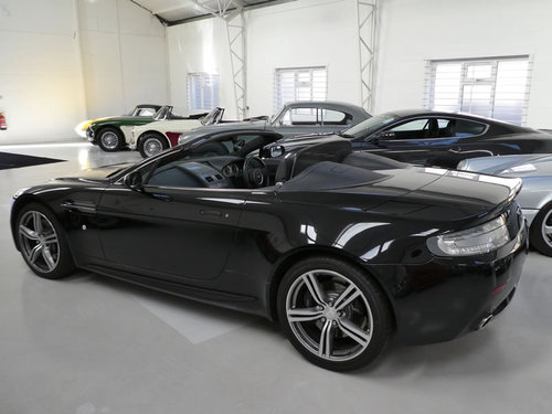 2008 Aston Martin V8 Vantage N400 - No.186 of 240 Produced SOLD (picture 4 of 6)