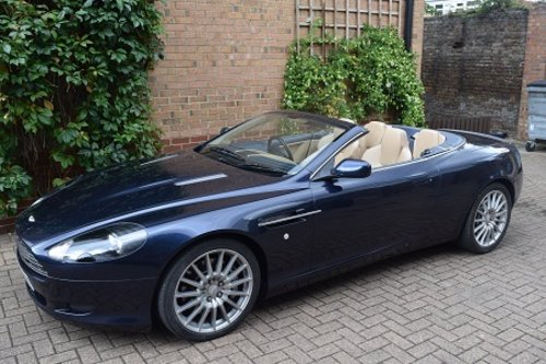 2006 Stunning Light Blue Cabriolet For Sale (picture 1 of 1)