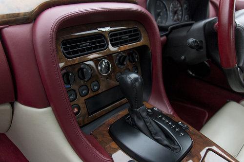 1999 V ASTON MARTIN DB7 5.9 V12 VANTAGE AUTO For Sale (picture 6 of 6)