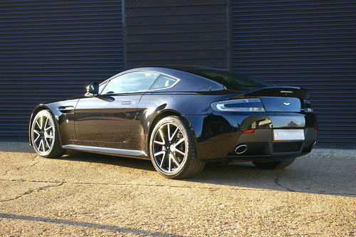 2014 Aston Martin Vantage 4.7 V8 Manual Coupe (12,923 miles) SOLD (picture 3 of 6)