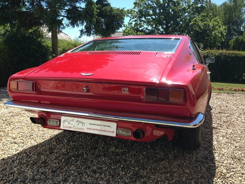 1971 Aston Martin DBS Sports Auto Saloon - Red For Sale (picture 2 of 6)