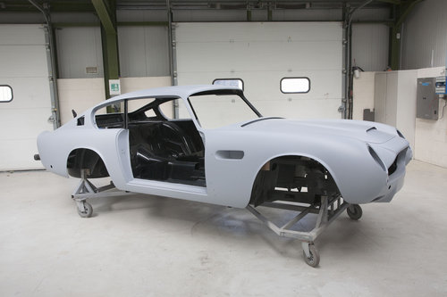 1967 DB6 MKI Matching Numbers Full Body Off Rebuild Project  For Sale (picture 2 of 6)