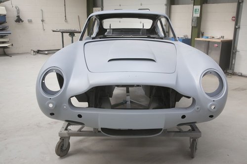 1967 DB6 MKI Matching Numbers Full Body Off Rebuild Project  For Sale (picture 4 of 6)