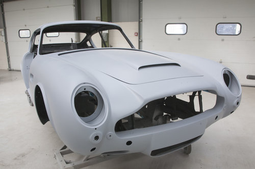 1967 DB6 MKI Matching Numbers Full Body Off Rebuild Project  For Sale (picture 5 of 6)