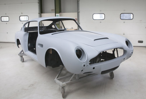 1967 DB6 MKI Matching Numbers Full Body Off Rebuild Project  For Sale (picture 6 of 6)