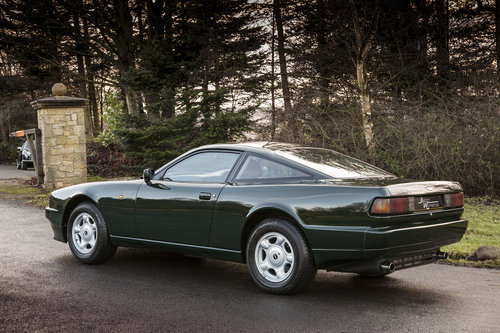 1991 Aston Martin Virage Automatic For Sale (picture 2 of 6)