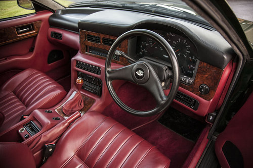 1991 Aston Martin Virage Automatic For Sale (picture 5 of 6)