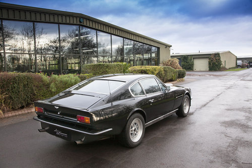 1973 Aston Martin V8 Series 3 SOLD (picture 2 of 6)