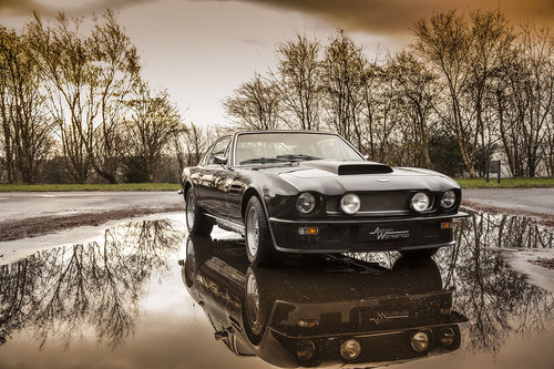 1973 Aston Martin V8 Series 3 SOLD (picture 4 of 6)